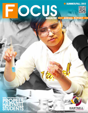 Summer/Fall 2012 Foundation Focus Annual Report