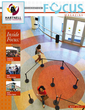May 2011 Foundation Focus Newsletter