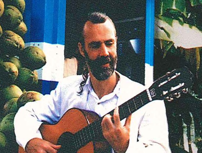 Special Private Performance – Music of Brazil – Guitarist David Burgess – Sunday October 27
