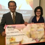 Matsui Foundation Gives Over $1 Million
