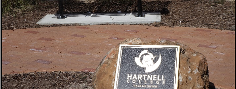 Hartnell College Walk of Honor